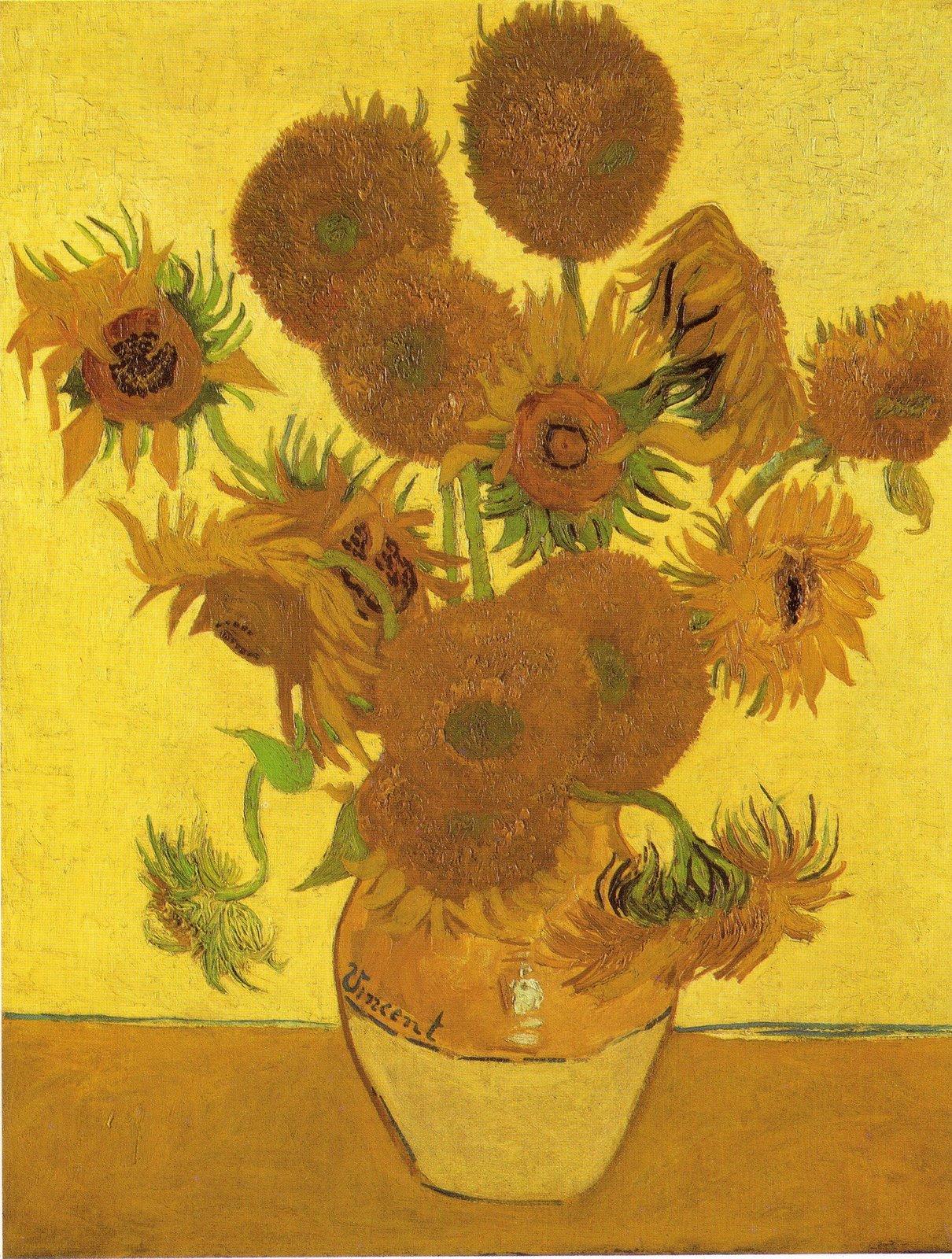 Il successo da che dipende? Vincent van Gogh