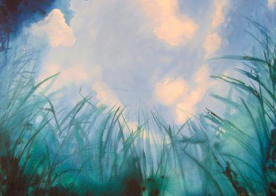 """""""Breathe"""" 2015 (140x130cm)"""